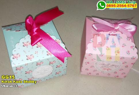 Kotak Kado Shabby