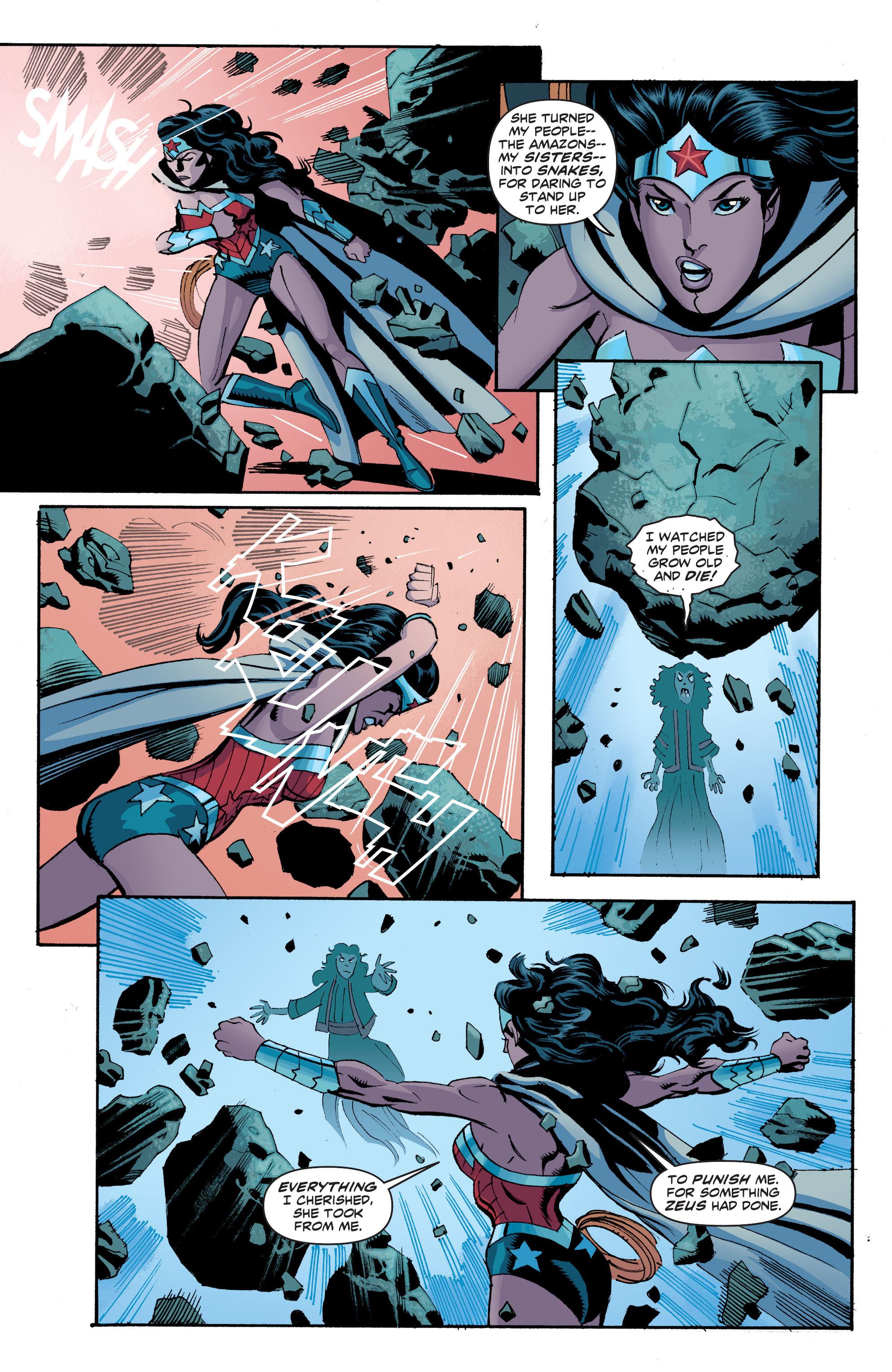 Read online Wonder Woman (2011) comic -  Issue #14 - 9