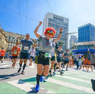 Registrense concorre a Embaixadora da Meia Maratona da Cidade de São Paulo