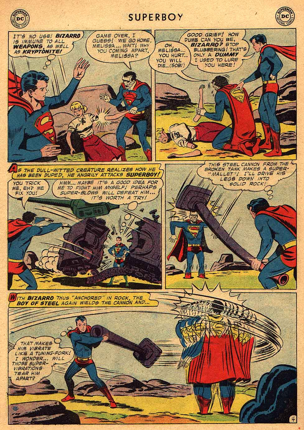 Superboy (1949) issue 68 - Page 25