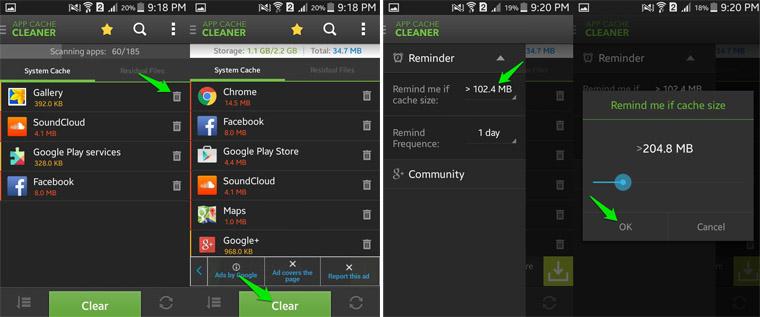 Cara Terbaru Membersihkan Cache Aplikasi di Android dan Keuntungan Membersihkannya Cara Terbaru Membersihkan Cache Aplikasi di Android