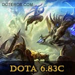 CustomKeys DotA 6.83