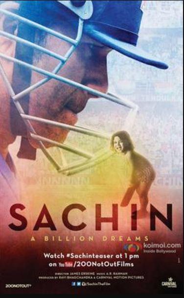 Sachin: A Billion Dreams Movie Download