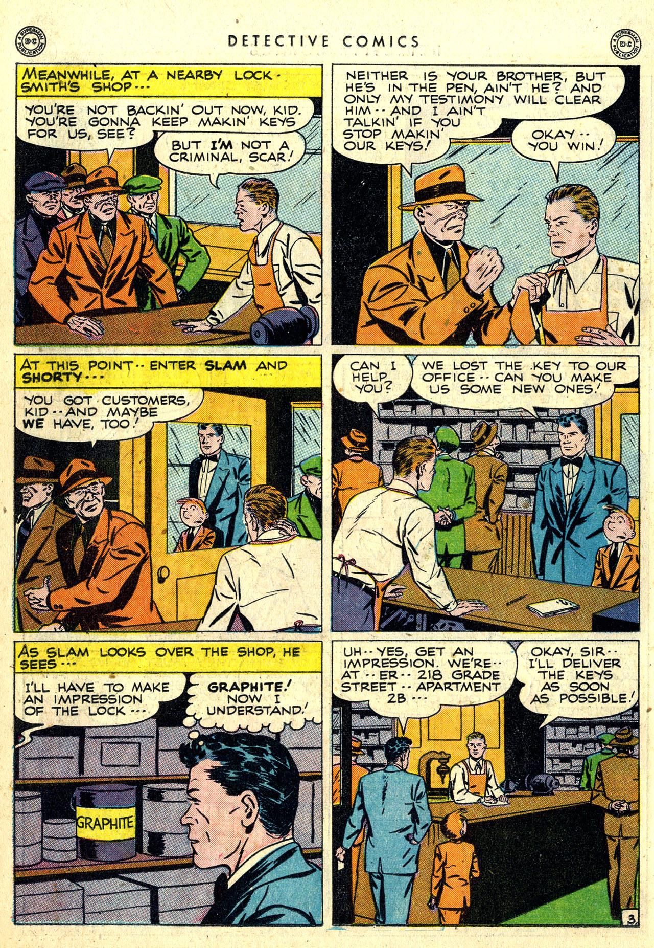 Read online Detective Comics (1937) comic -  Issue #121 - 18