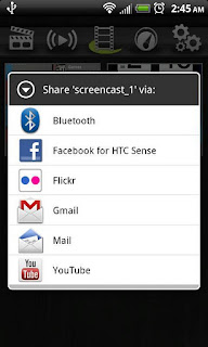 Screencast Video Recorder FREE v2.8f