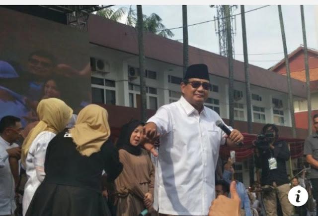 Duh, Prabowo Marahi Panitia Pidato Kebangsaan di Kampus UKRI Lantaran............