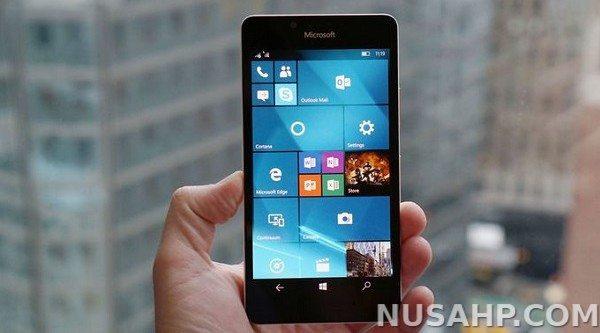 Daftar Harga Hp Microsoft Lumia Semua Tipe Terbaru