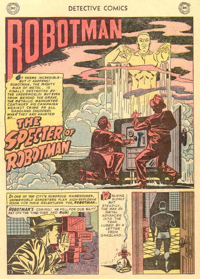 Read online Detective Comics (1937) comic -  Issue #191 - 25