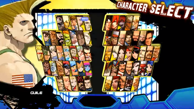 Capcom hentai snk vs