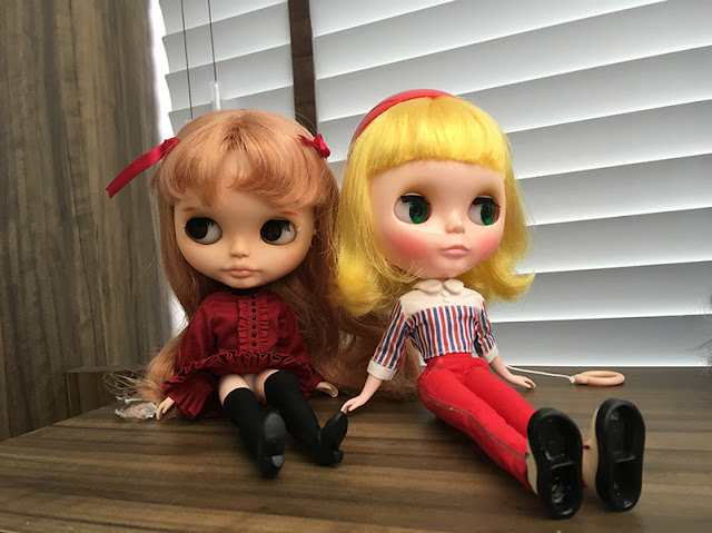 Blythes custom