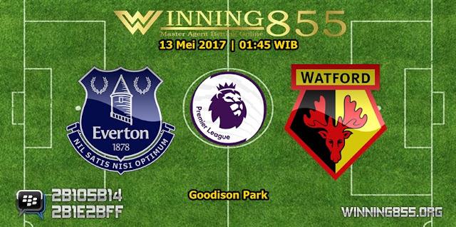Prediksi Skor Everton vs Watford 13 Mei 2017