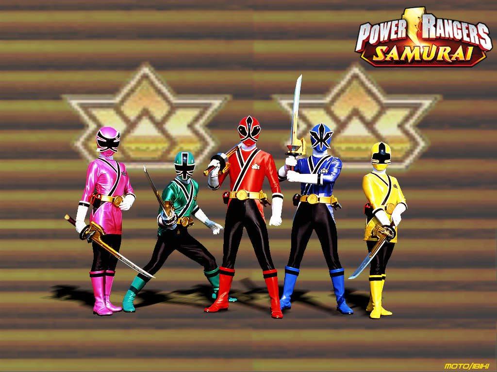 Barbie Princess Cartoon Gallery Power Rangers Samurai