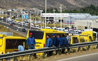 """""""Vamos a paralizar toda la actividad de la ciudad porque estamos sufriendo un goteo permanente de desempleo, ya sea obra pública o empresas"""", sostuvo Linares."""