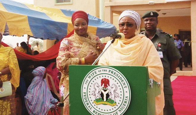 Aisha Buhari Supports The Removal Of Buhari From Power, She Has Made That Clear From Her Statement