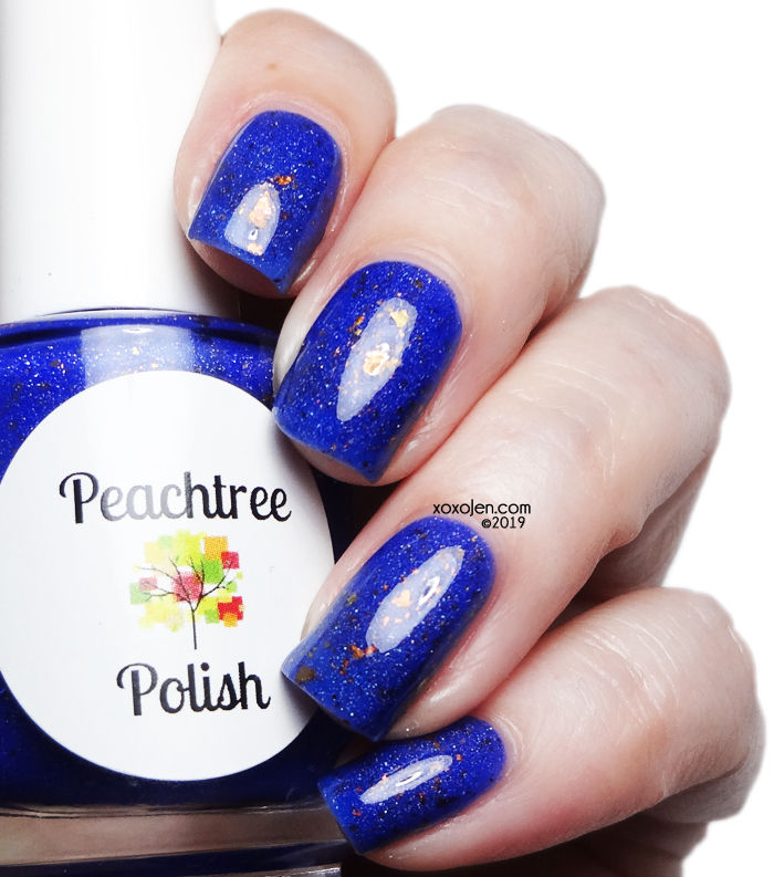 xoxoJen's swatch of Peachtree Polish Masked Parade