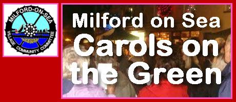 Enjoy Milford on Sea: Carols on the Green & Late Night Opening