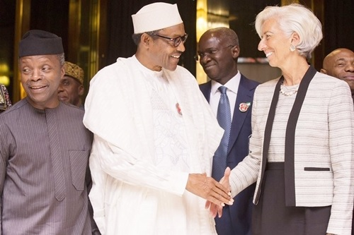 President Buhari's Foreign Exchange Policy Distorting the Economy - IMF's Statement