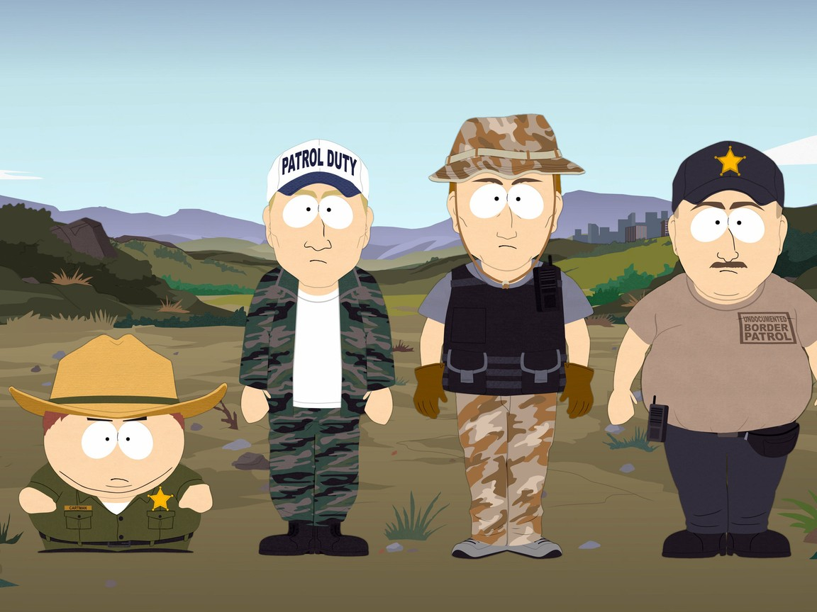 South Park - Season 15 Episode 09: The Last of the Meheecans