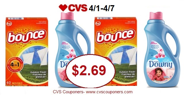 http://www.cvscouponers.com/2018/04/stock-up-pay-269-for-downy-or-bounce.html