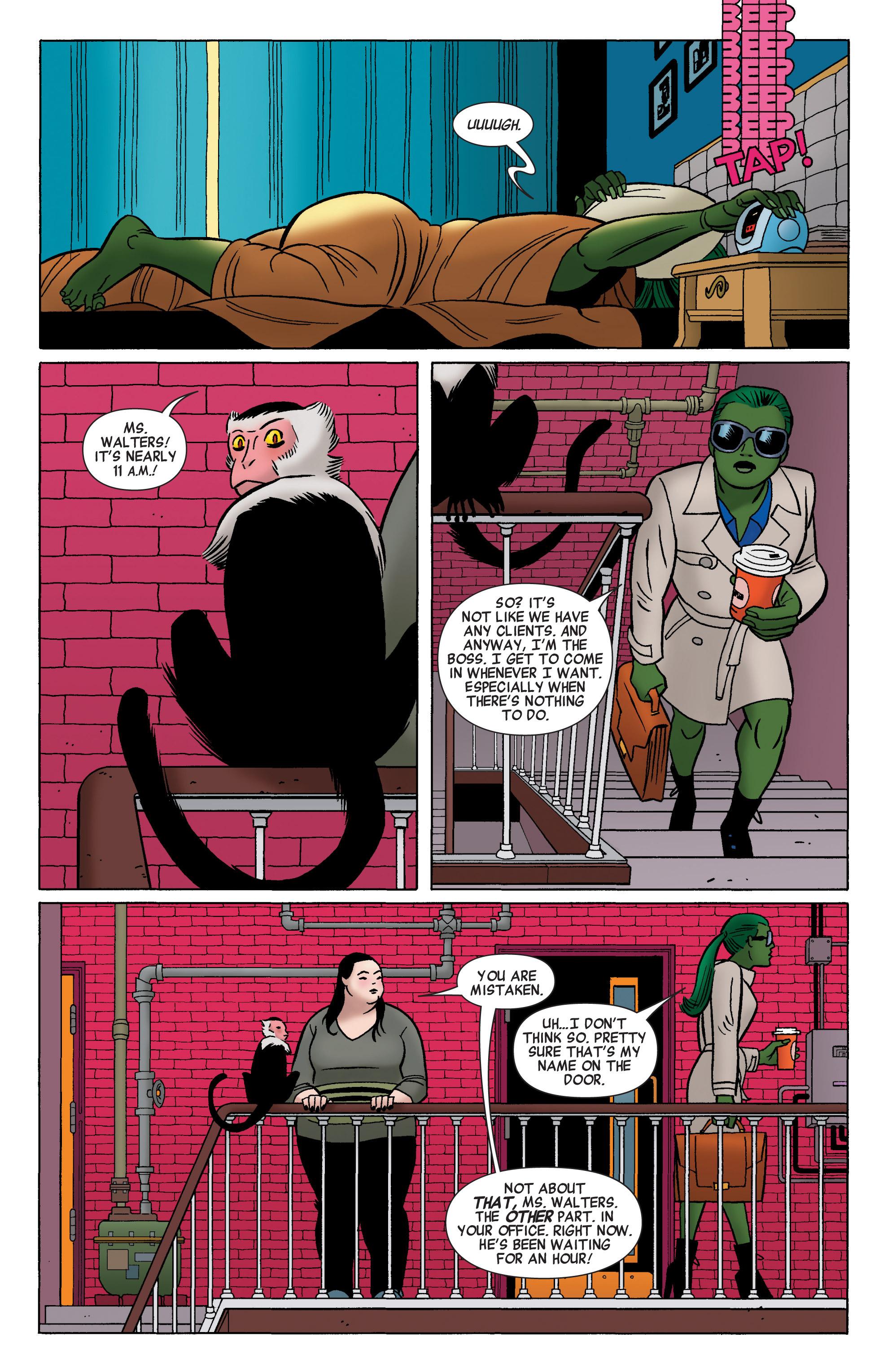 Read online She-Hulk (2014) comic -  Issue #2 - 18
