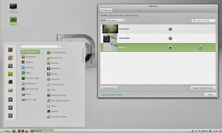 Linux Mint 16 Petra screenshots