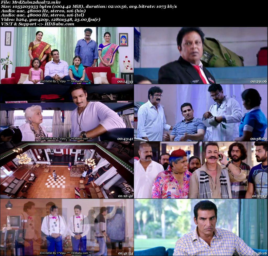 Mard Ki Zaban 2 Hindi Dubbed Movie Download