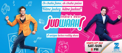 India's Best Judwaah 27 August 2017 HDTVRip 480p 150mb world4ufree.to tv show India's Best Judwaah hindi tv show The Drama Company Season 1 Zee tv show compressed small size free download or watch online at world4ufree.to