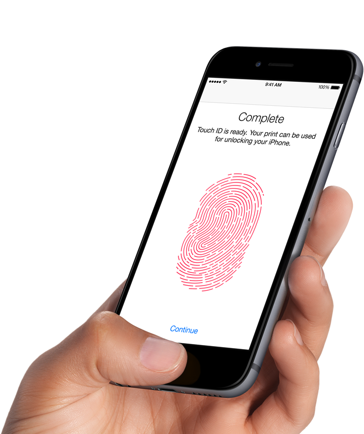 iPhone 6 - Touch ID Security