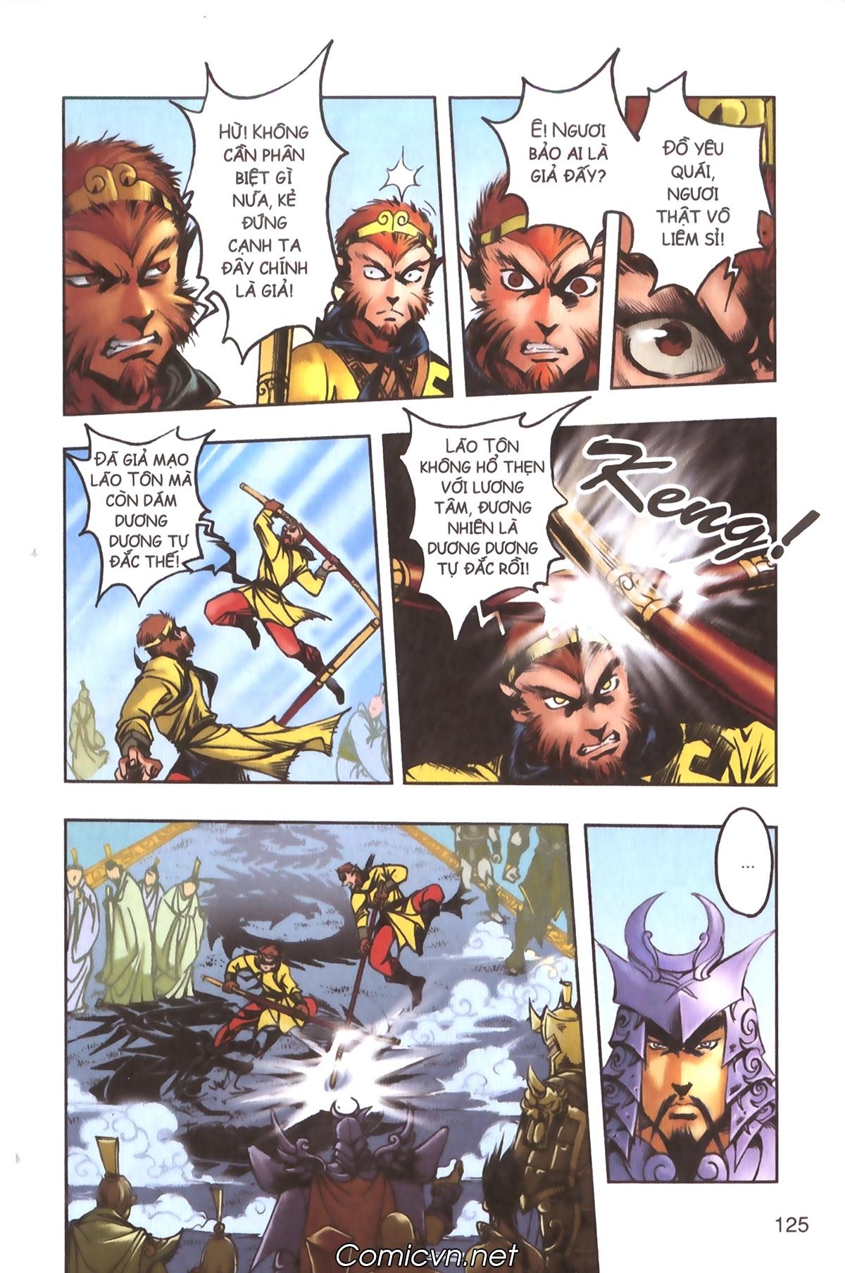 Tây Du Ký màu - Chapter 104 - Pic 8
