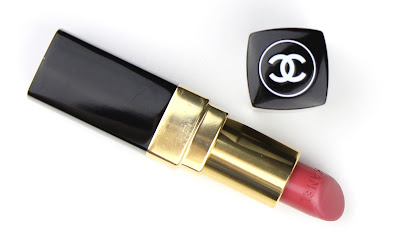 Chanel Rouge Coco Hydrating Lip Colour Lip Stick in 424 Edith review