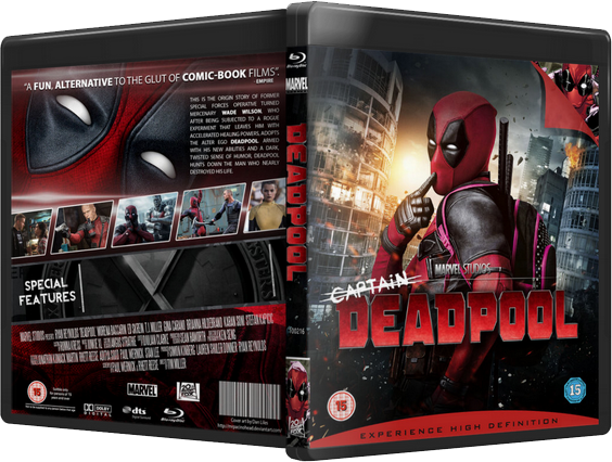 Deadpool 2016 Bluray Hindi Dubbed Audio ~ ActualTracks