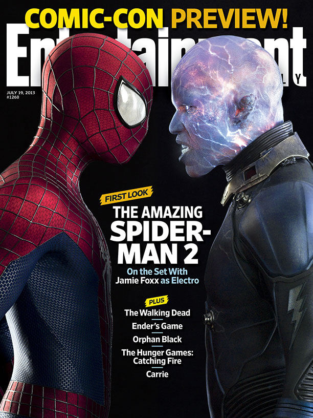 "SYNTHIA.CA: ""The Amazing Spider-Man 2"" : More 'Green Goblin' 