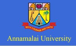 Annamalai University Results 2016 BA B.COM B.SC DDE