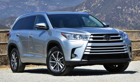 2017 Toyota Highlander Review Design Release Date Price And Specs