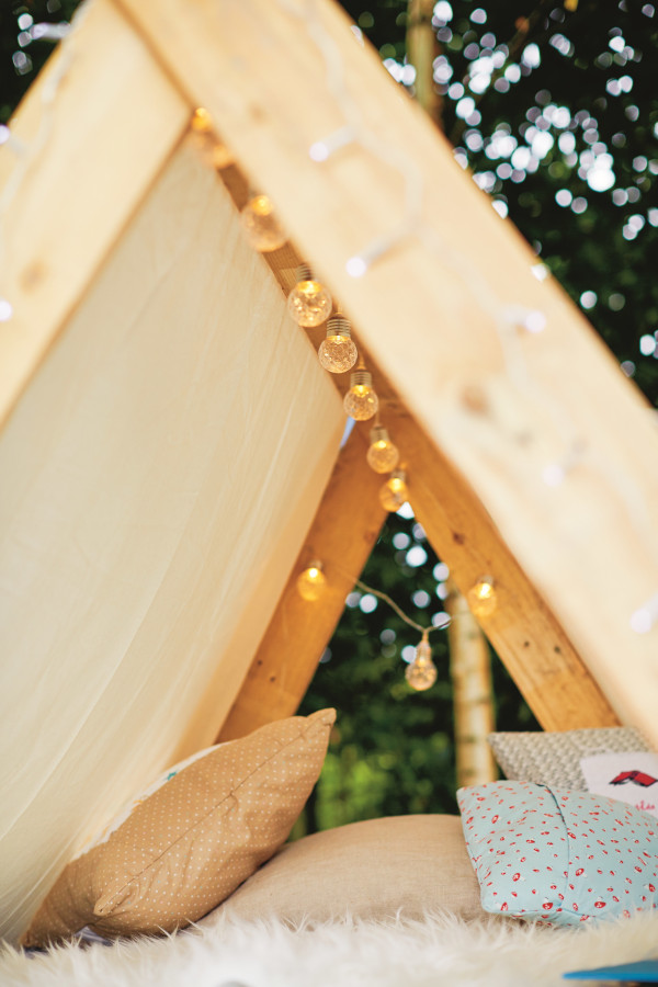 Glamping Kids Tent Project