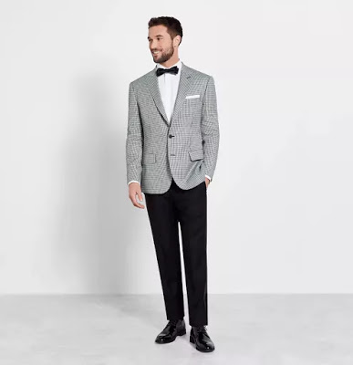 The Groom's Guide - Tuxedo vs. Suits