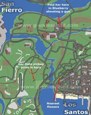 Peta lokasi Helena Wankstein