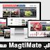 تحميل قالب MagtiMate معرب مجانا بدون حقوق [بلوغر]