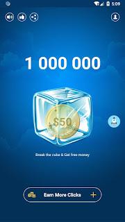 Money Cube - App de Ganhar Gift Cards Clicando