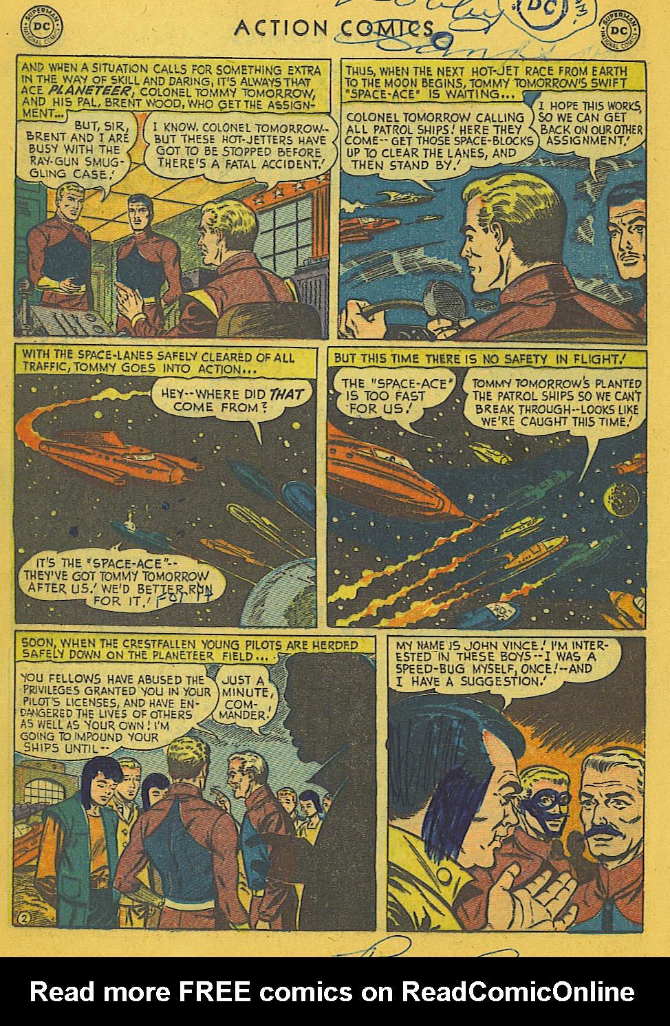 Action Comics (1938) 186 Page 21