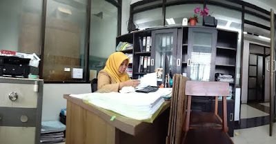 Contoh Surat Lamaran Kerja Finance dan Koperasi Yang Baik