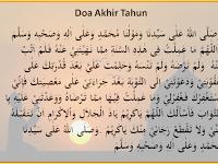 Amaliah-amaliah Bulan Muharram