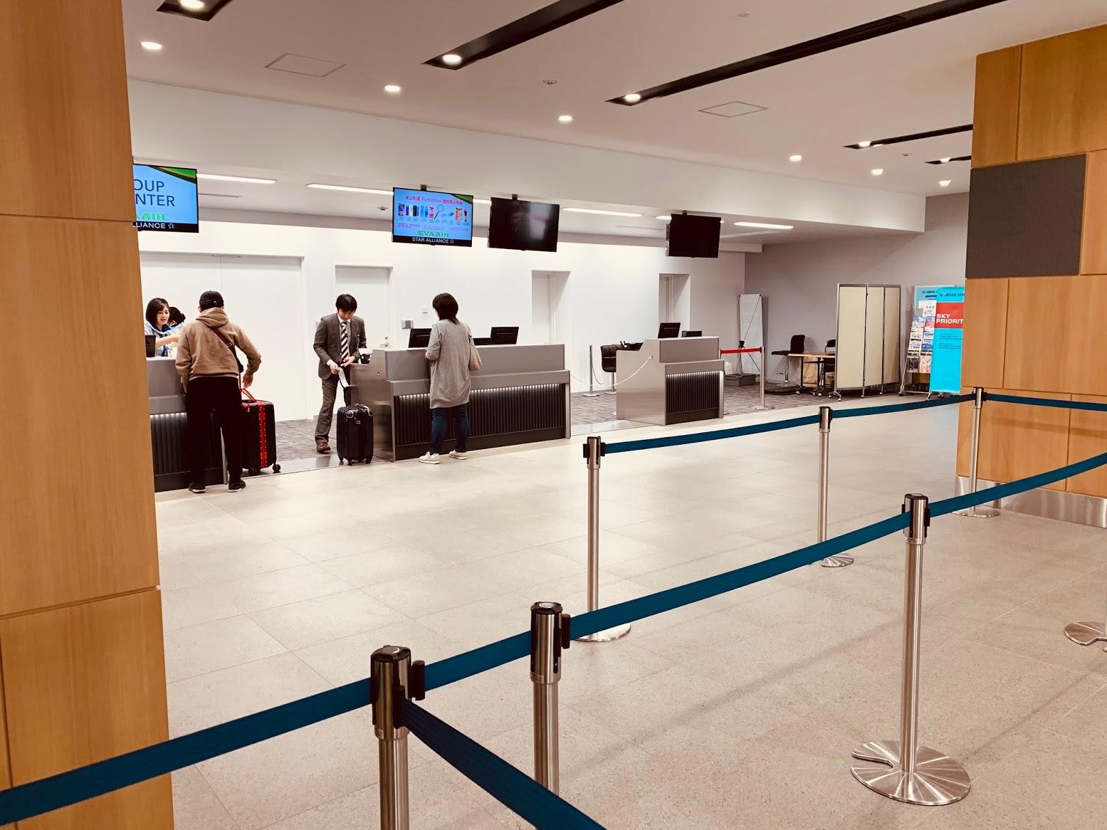 青森空港托運行李