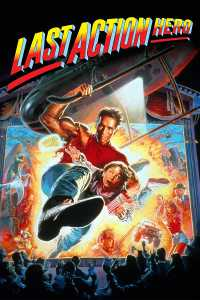 Last Action Hero (1993) 480p Hindi - Tamil - Eng 400mb Movies BDRip