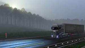Realistic Rain, Fog and Thunder Sounds