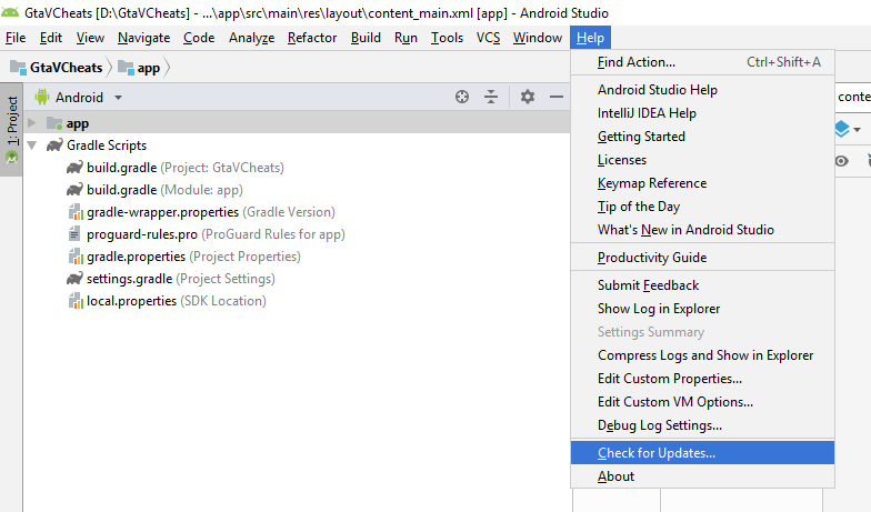 Download Latest Update Version Android Studio Now - Android Code