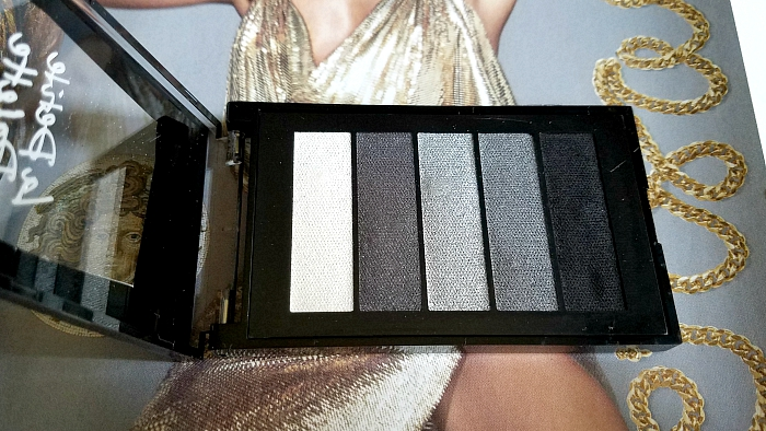 L´Oréal Paris - La Petite Eyeshadow Palette - Fetishist - Review Swatches - Madame Keke Luxury Beauty Blog