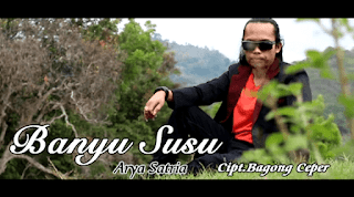 Lirik Lagu Banyu Susu - Arya Satria