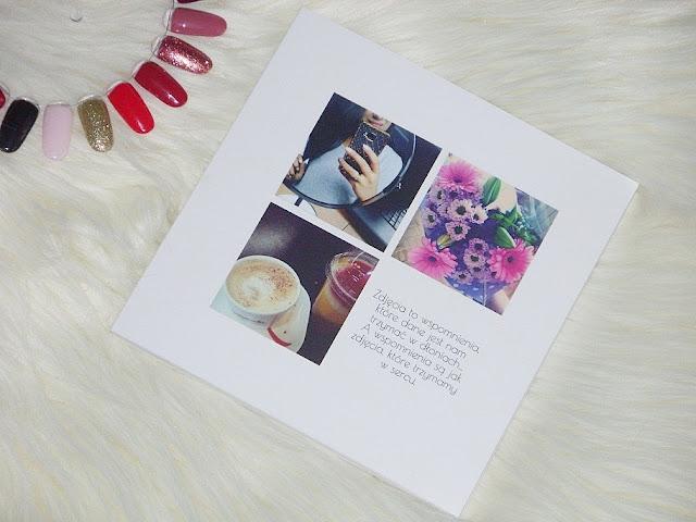 Instagram w formie książki, czyli INSTABOOK
