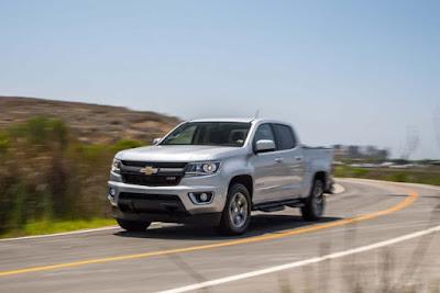 2019 Chevrolet Colorado: Changements, mises à jour, moteurs, prix